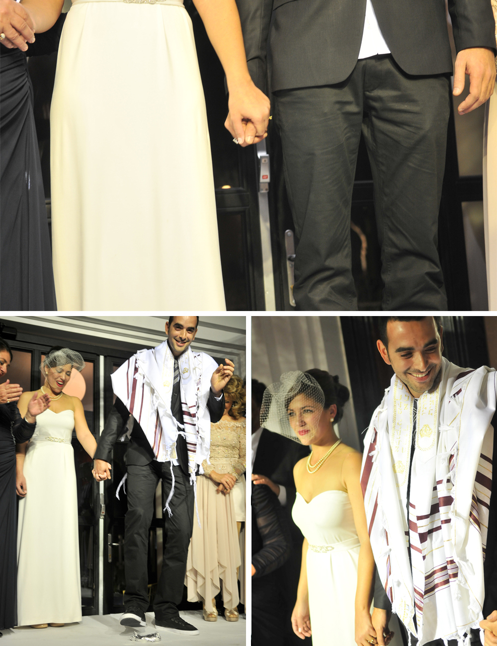 1920s Jewish Theme Wedding 2