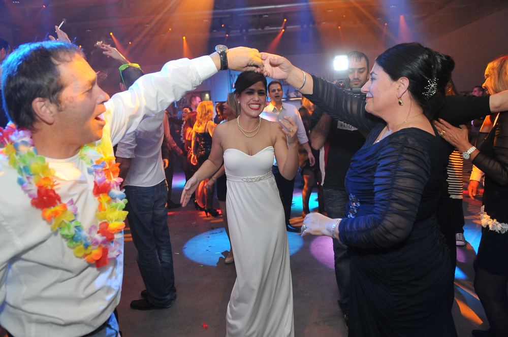 Israeli Wedding at Citrus Even Yehuda Israel 5