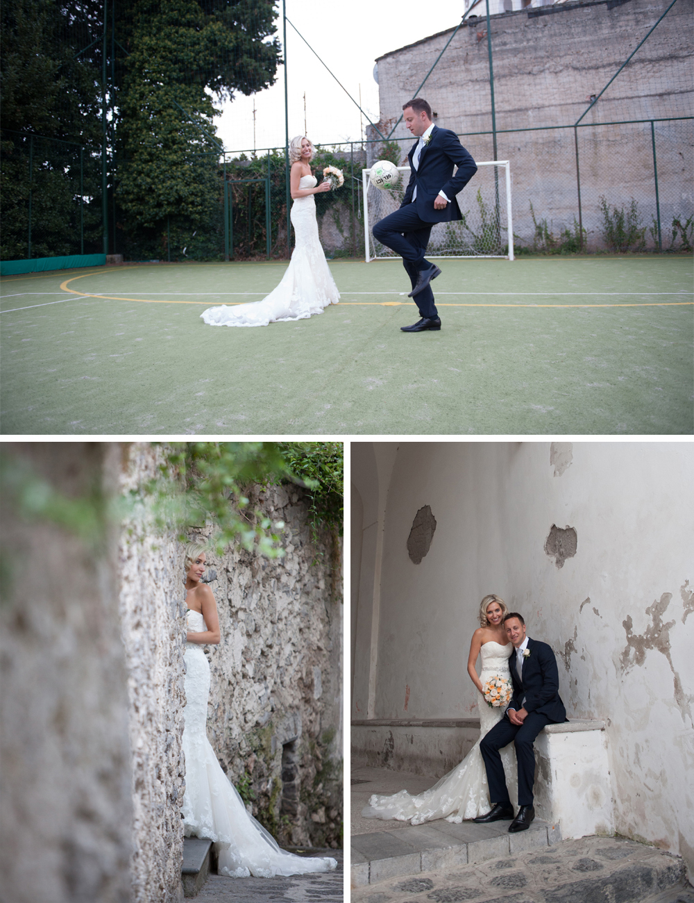 Ravello Amalfi Jewish Wedding e