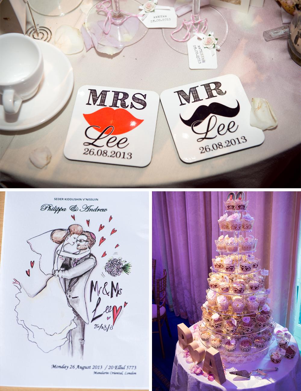 creative DIY wedding