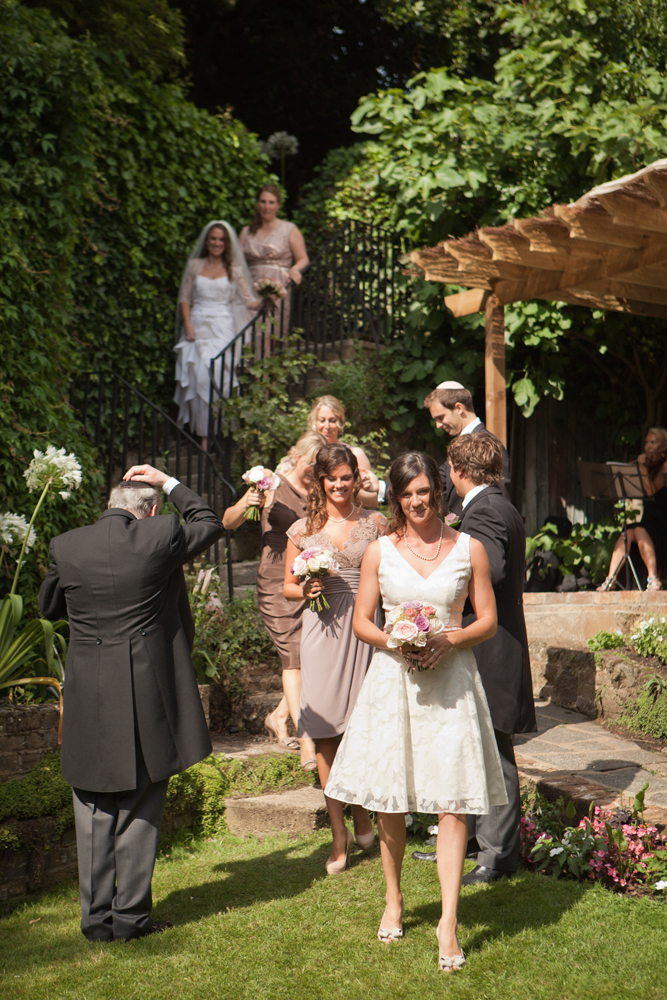 garden wedding london