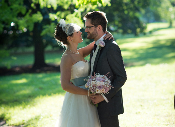 Hyde Park Jewish Wedding