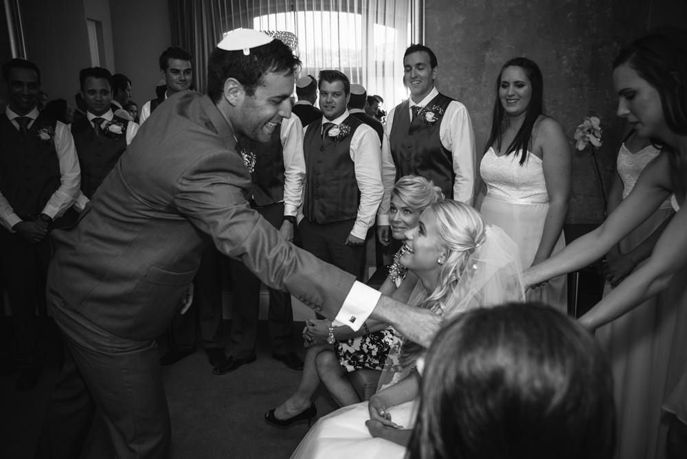 Cape Town Jewish Wedding 47