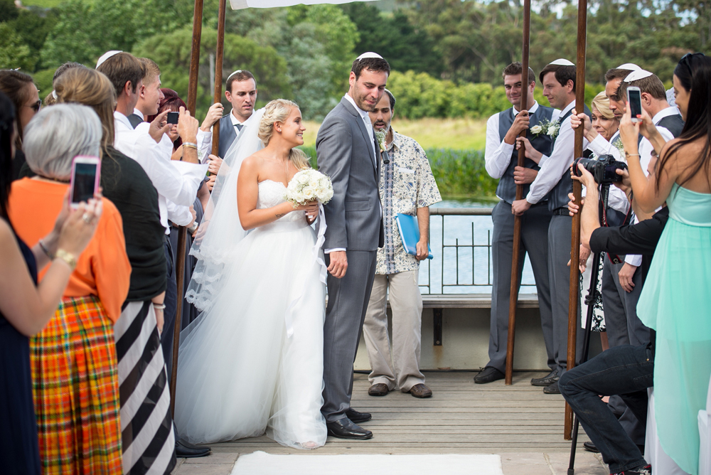 Cape Town Jewish Wedding 57