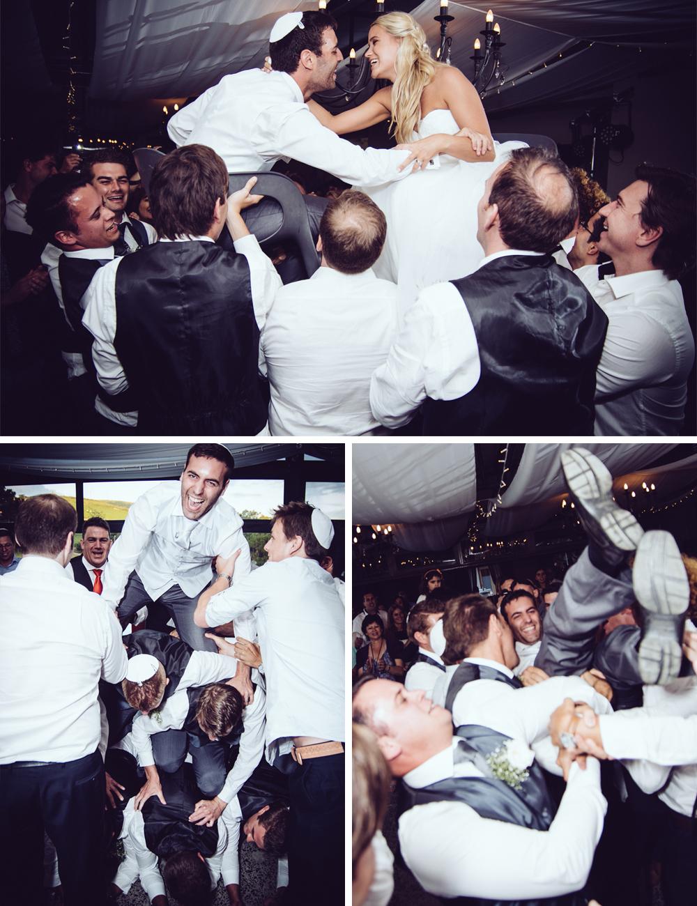 Cape Town Jewish Wedding N