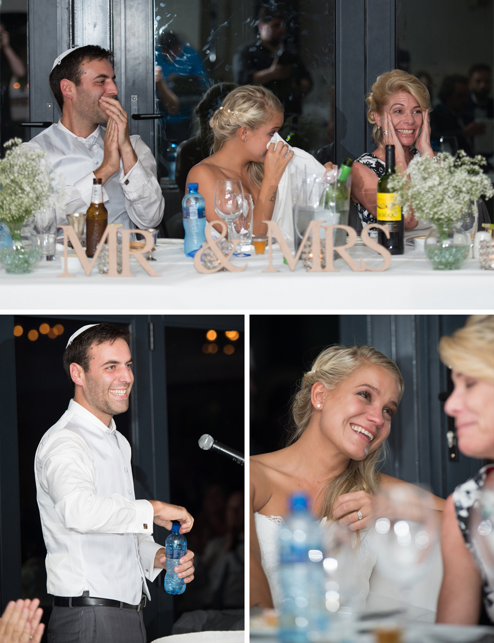 Cape Town Jewish Wedding P