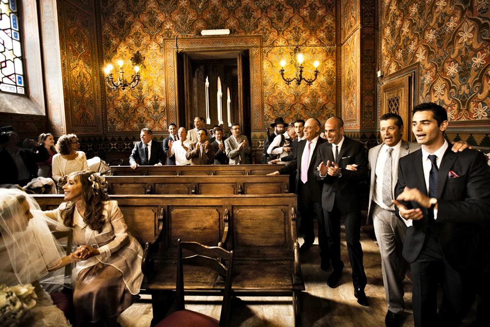Florence Villa Cora Wedding 13
