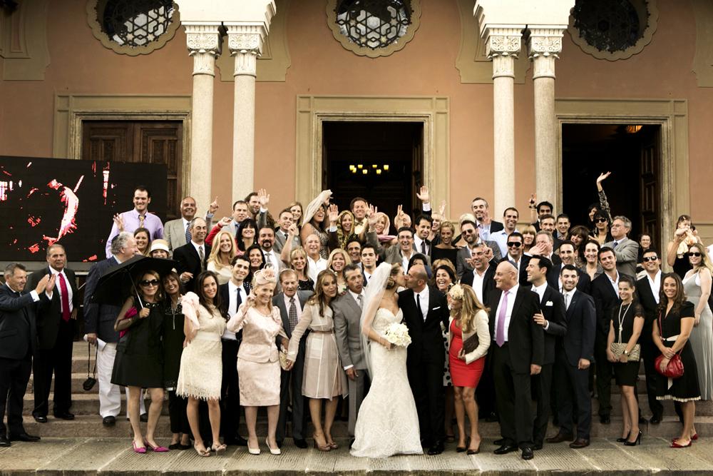 Florence Villa Cora Wedding 32