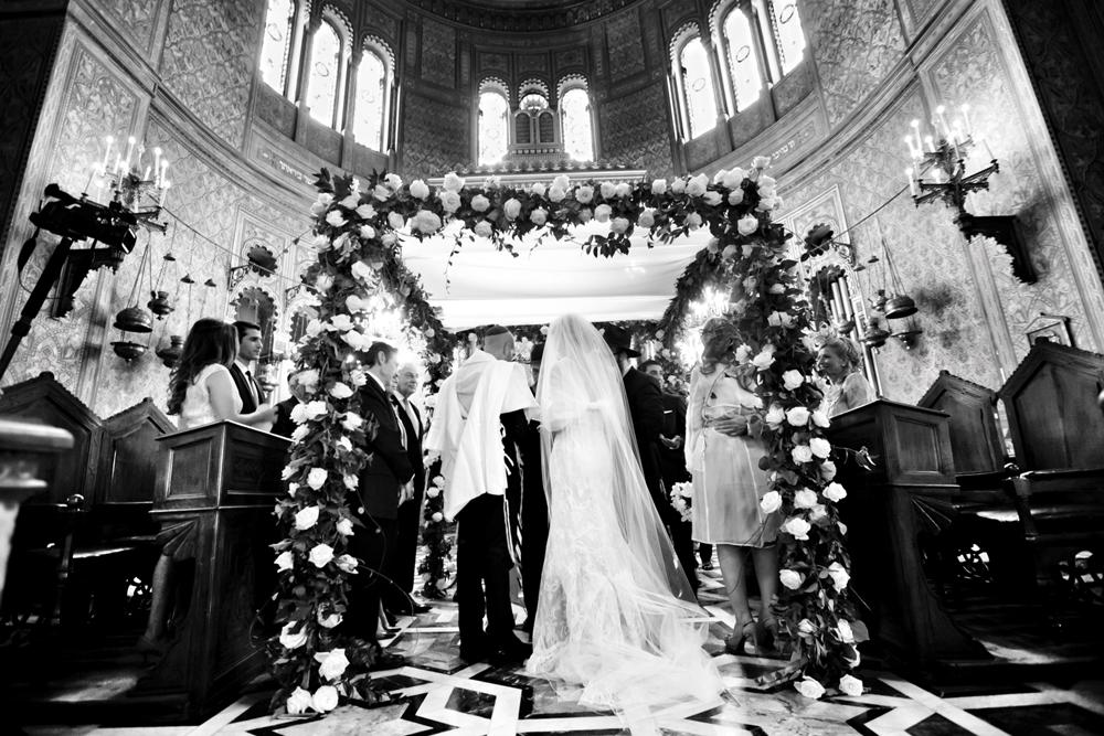 Florence Villa Cora Wedding 58
