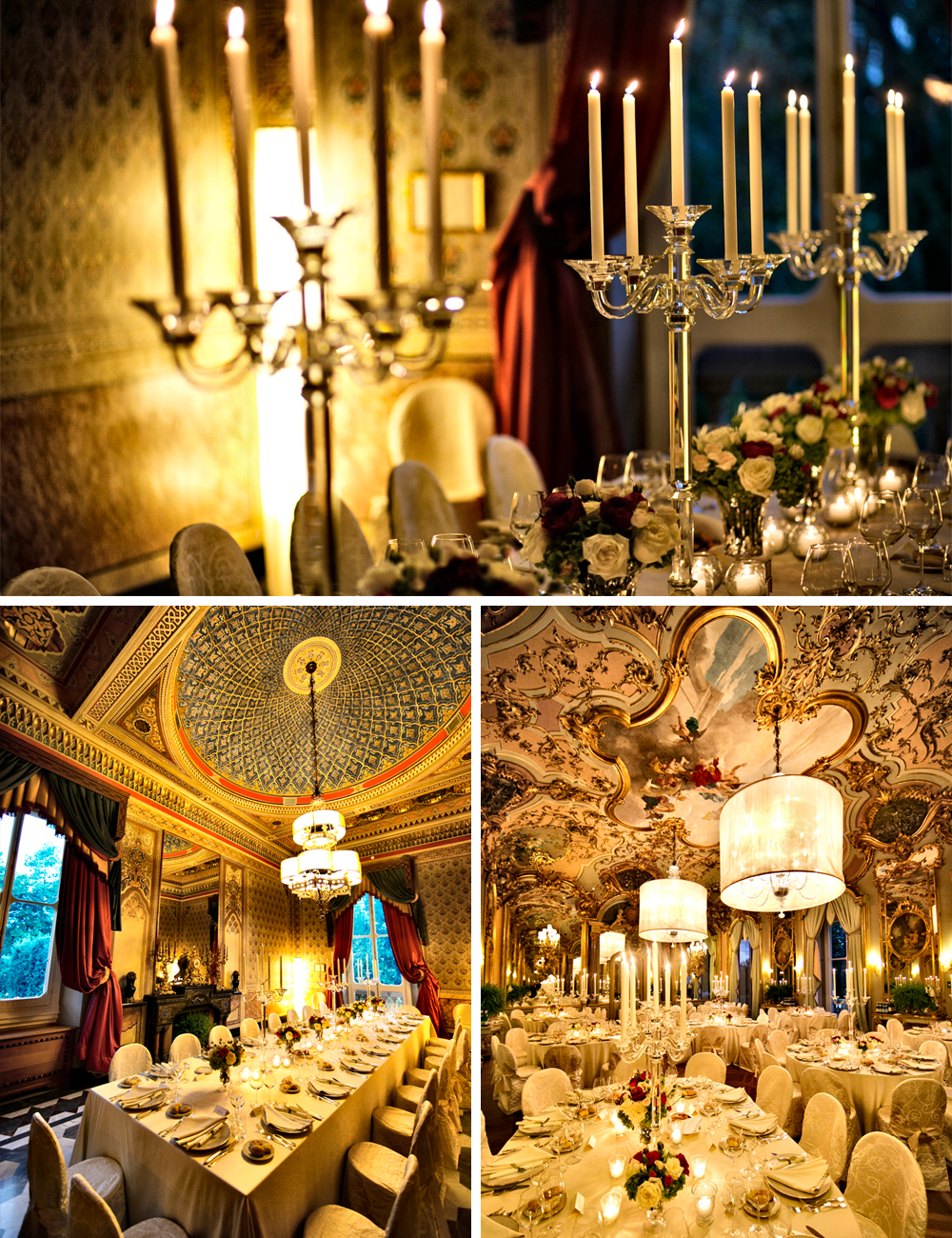 Florence Villa Cora Wedding A