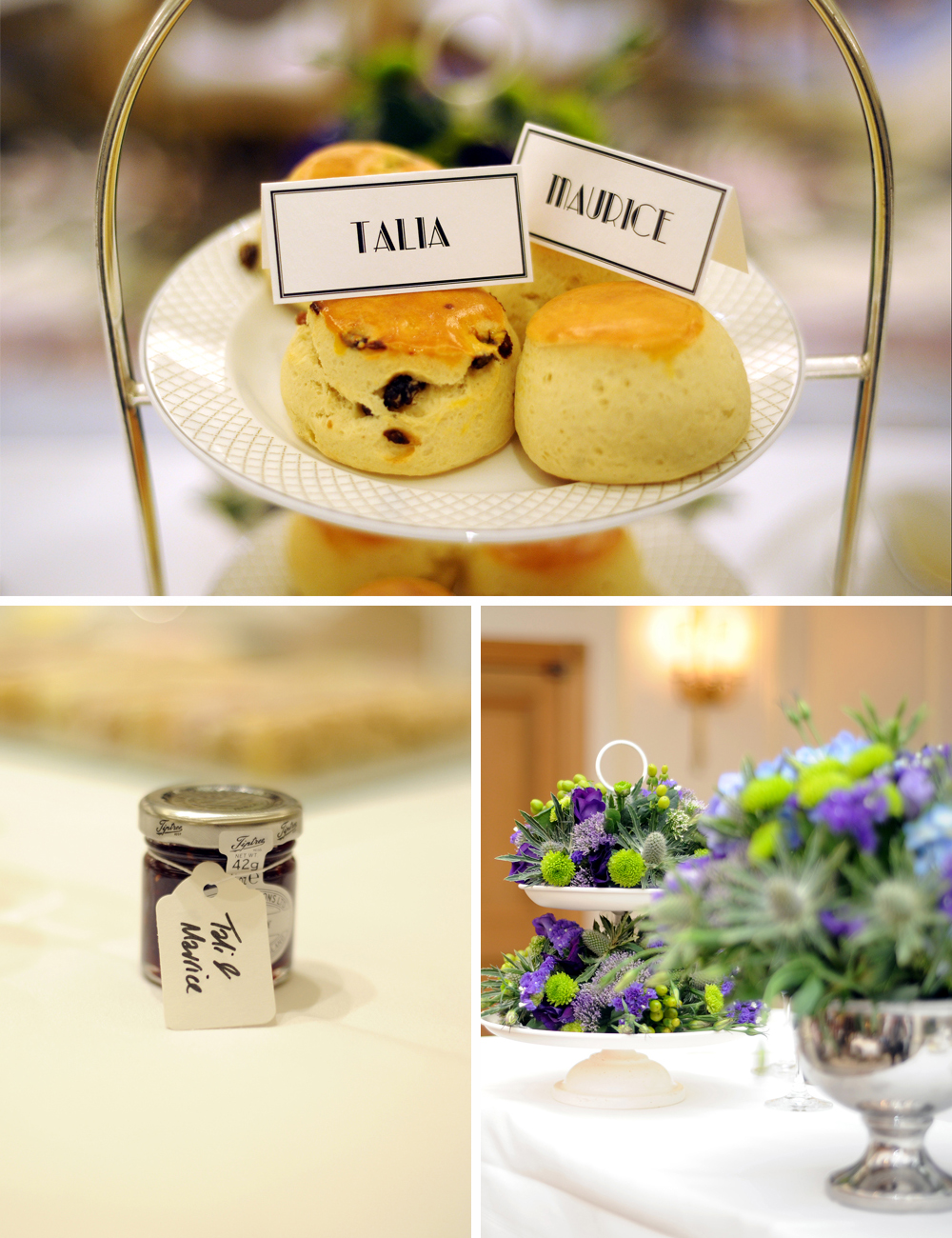 Afternoon Tea Jewish Wedding 98