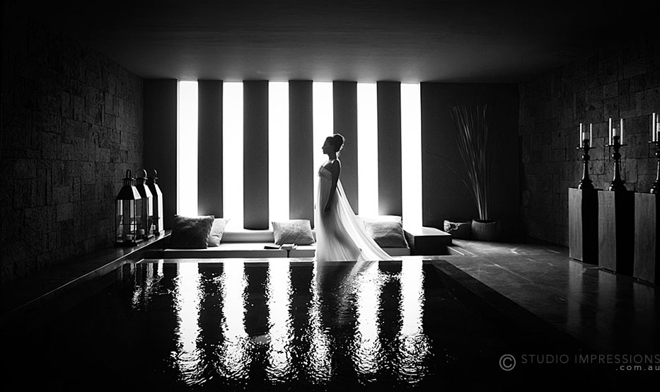Bali White Wedding