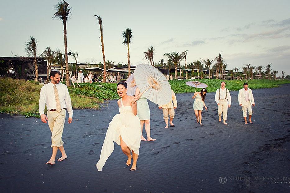 Bali White Wedding 49