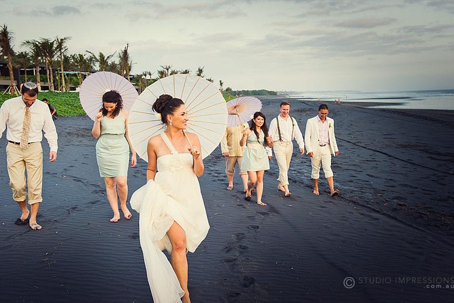 Bali White Wedding 50