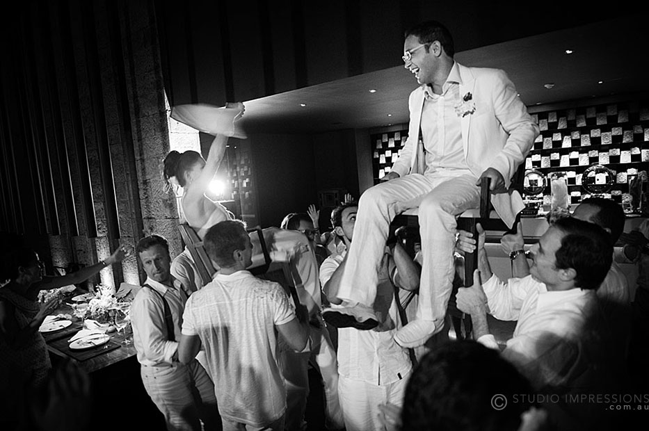 Bali White Wedding 57