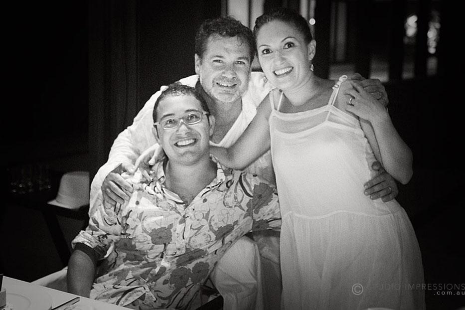 Bali White Wedding 60