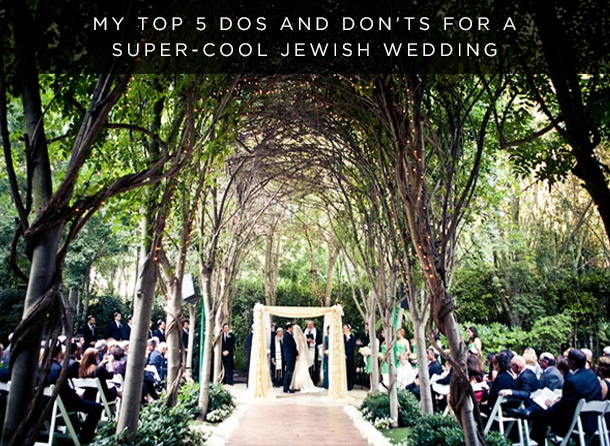 PERFECT JEWISH WEDDING