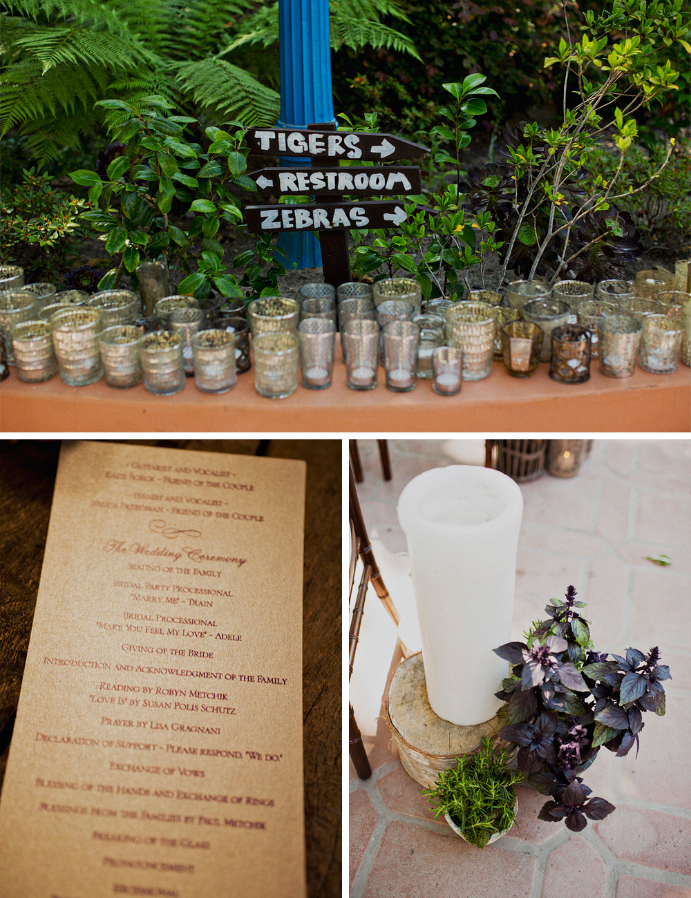 Rancho Las Lomas Wedding E