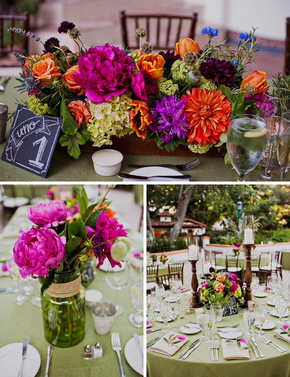 Rancho Las Lomas Wedding Q