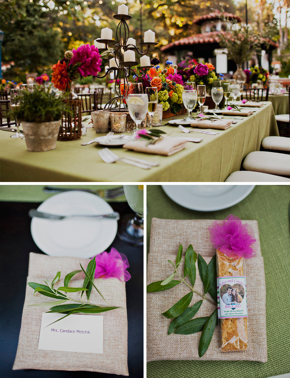 Rancho Las Lomas Wedding U