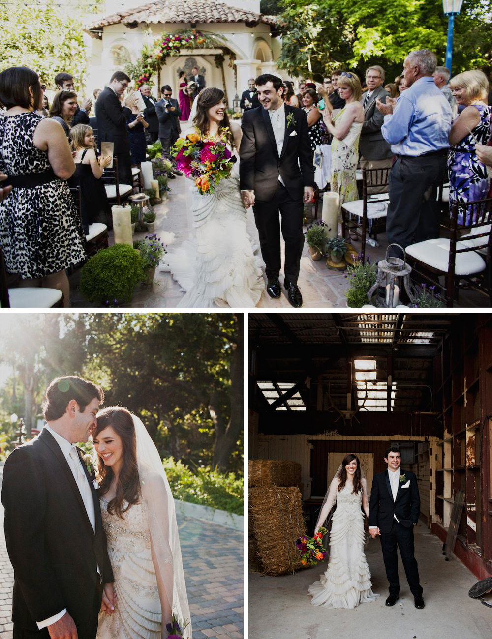 Rancho Las Lomas Wedding W