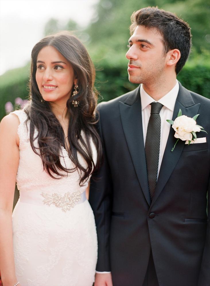Jewish Hindu multi cultural wedding at the Mandarin Oriental London