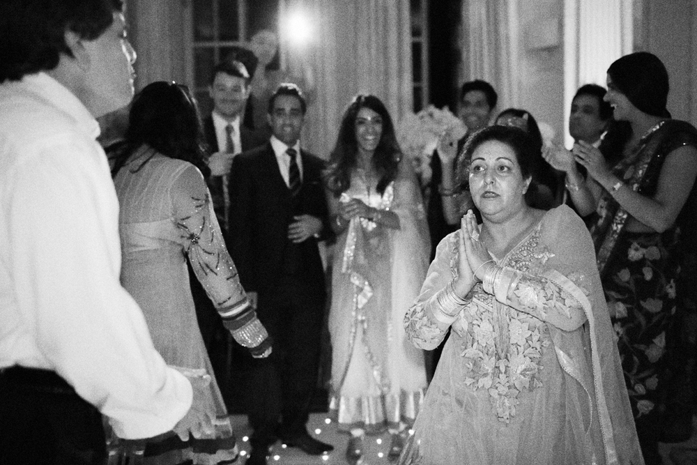 Jewish Hindu multi cultural wedding at the Mandarin Oriental London 15