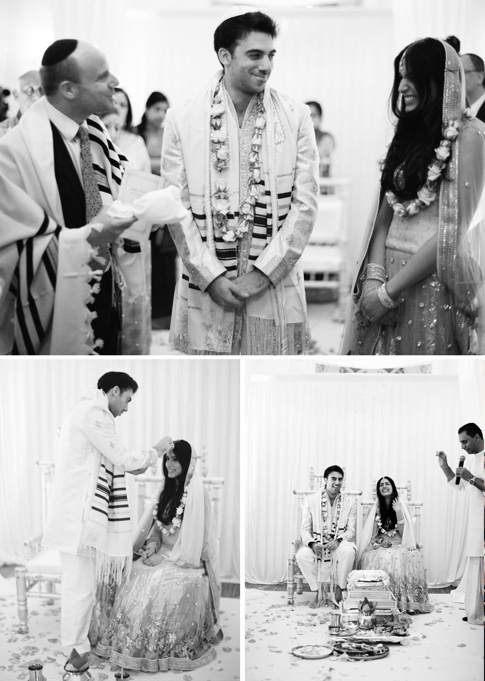 HinJew religious ceremony