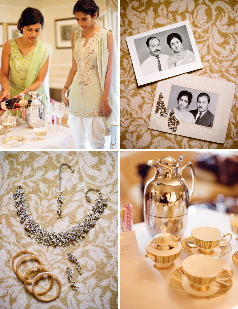 Jewish Hindu multi cultural wedding at the Mandarin Oriental London 6