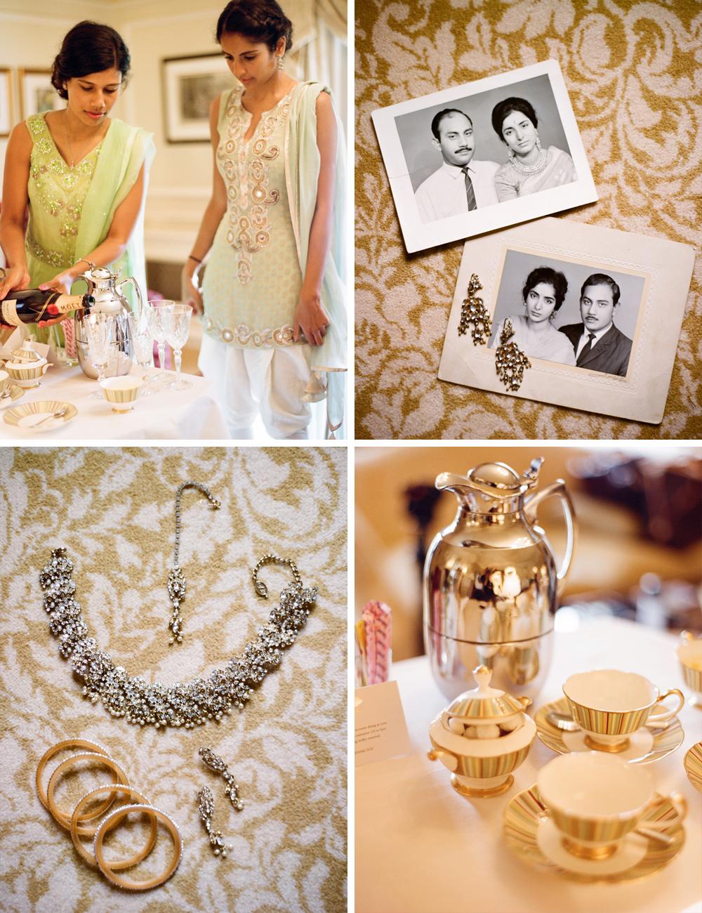 Jewish Hindu multi cultural wedding at the Mandarin Oriental London 6
