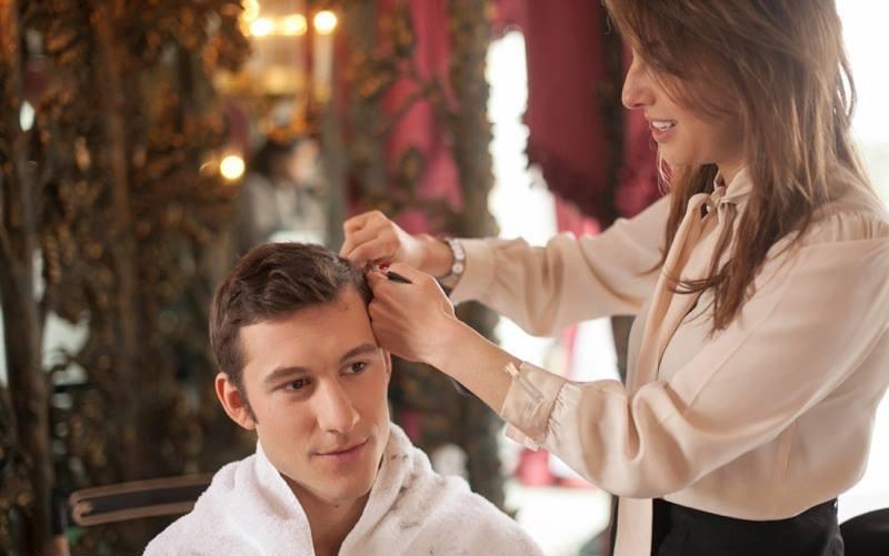 Ondine Cowley wedding hair 6