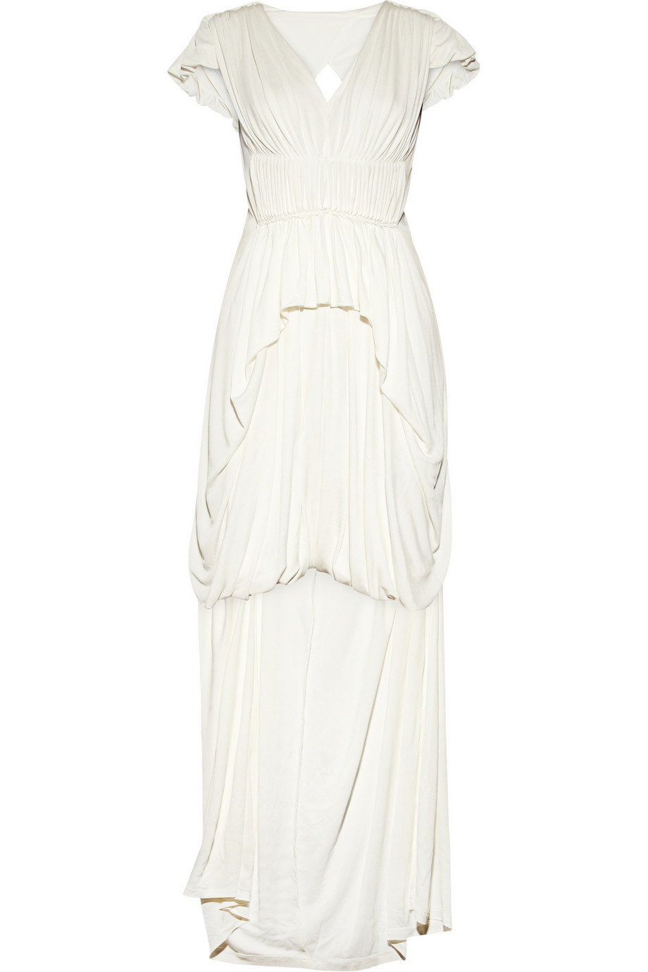 12 non-typical designer wedding dresses featuring Lanvin, Temperley ...