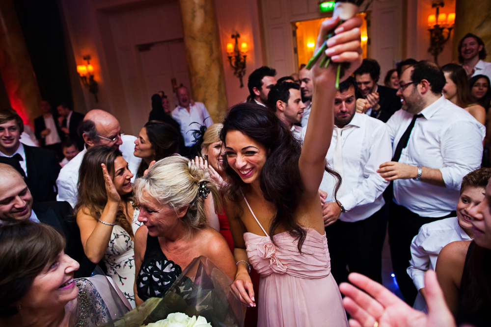 Super Luxe City Chic Jewish Wedding at The Waldorf, Aldwych,London 14