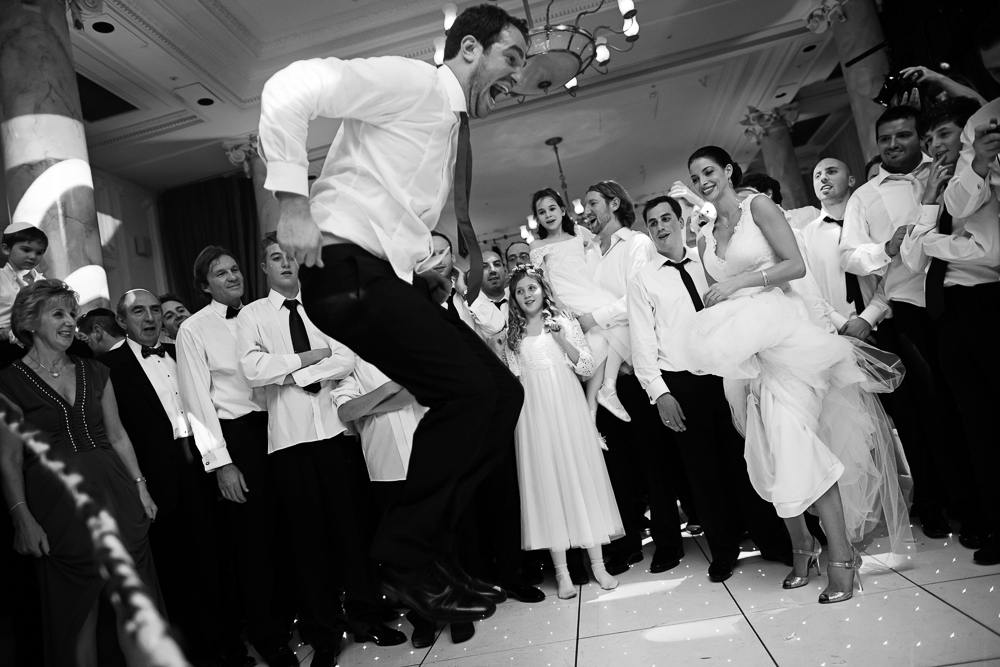 Super Luxe City Chic Jewish Wedding at The Waldorf, Aldwych,London 23