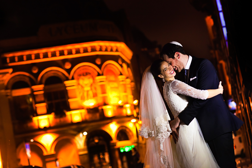 Super Luxe City Chic Jewish Wedding at The Waldorf, Aldwych,London 36