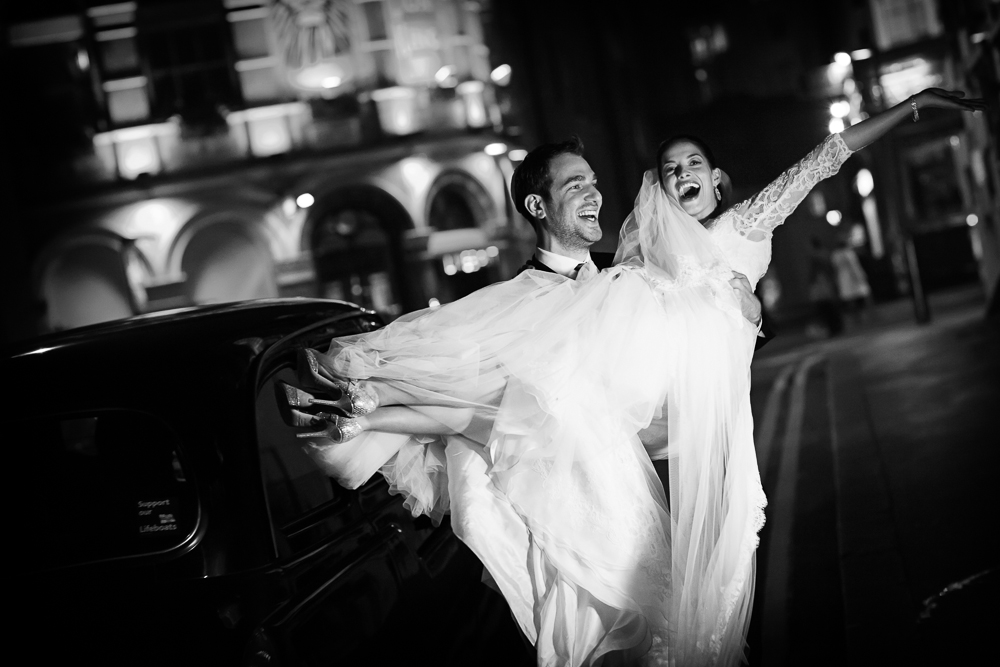 Super Luxe City Chic Jewish Wedding at The Waldorf, Aldwych,London 37