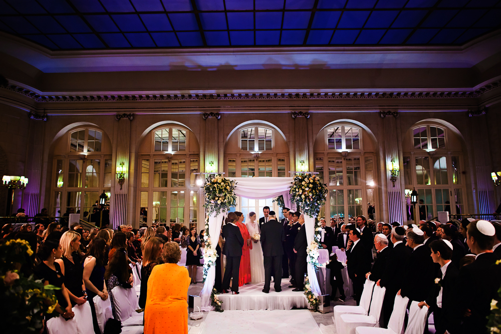 Super Luxe City Chic Jewish Wedding at The Waldorf, Aldwych,London 48