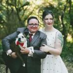 Abby & Elliot   DIY mid-century woodland Jewish wedding, Sequoia Lodge, Oakland, CA