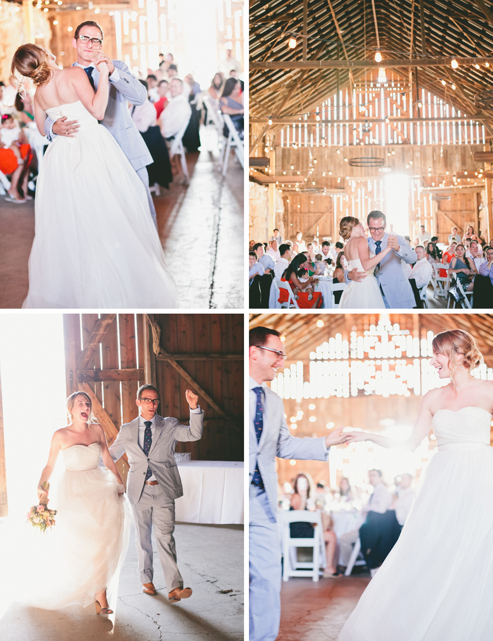 Fun Jewish Wedding at Santa Margarita Ranch