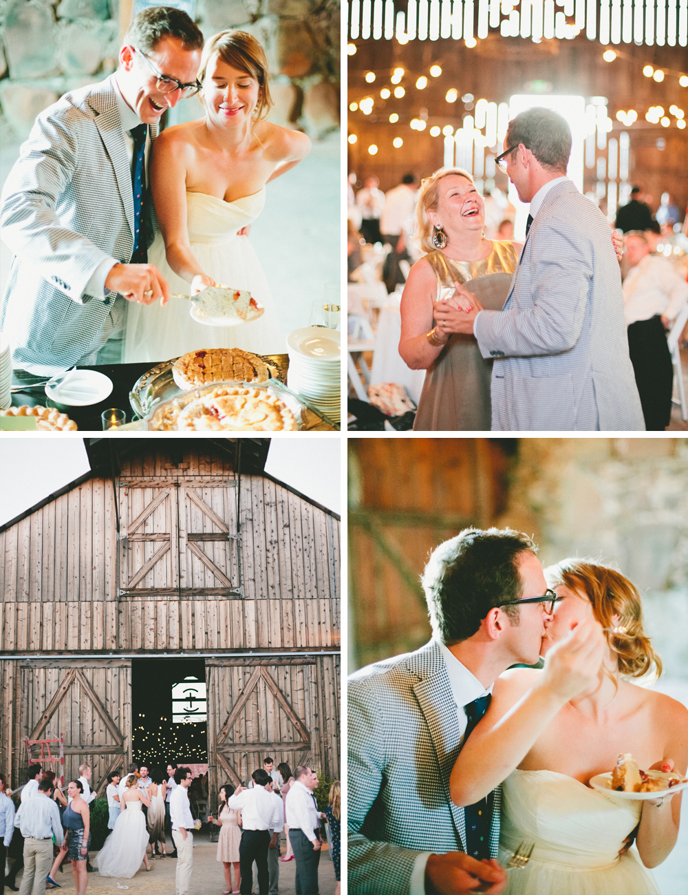 Fun Jewish Wedding at Santa Margarita Ranch California R