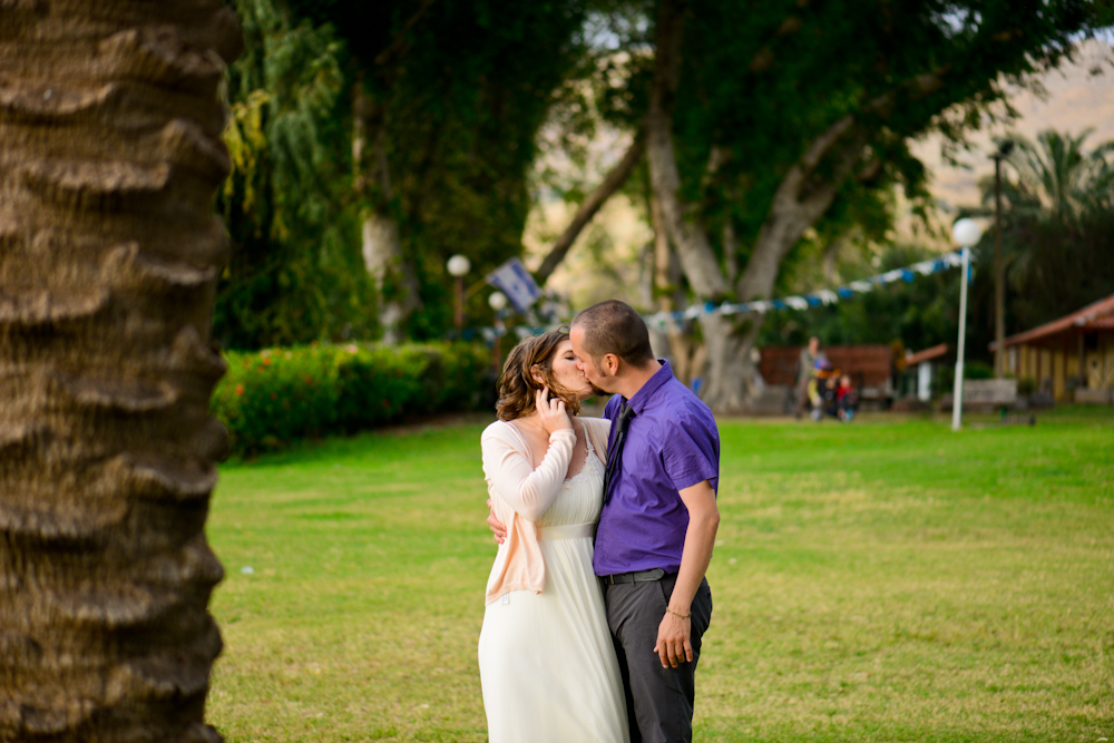 Israeli-Swiss Wedding at Kibbutz Ein Gev, Sea of Galilee, Israel