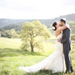 Jazmine & Edan | Gorgeous vintage-chic Jewish wedding at Morgan Mansion, CA