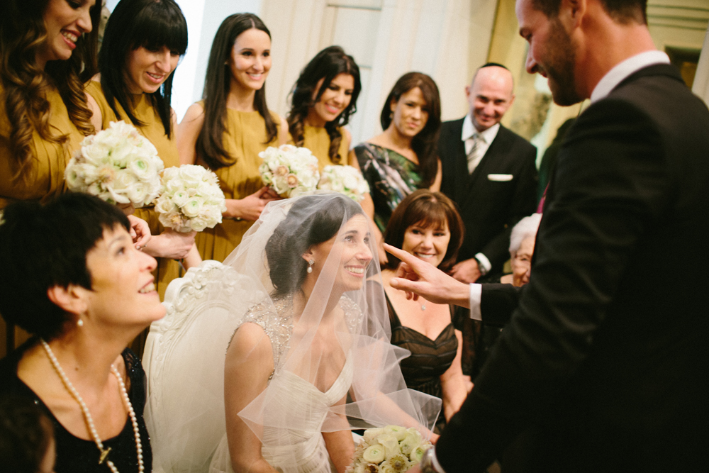 Vintage glam Jewish wedding at 333 Collins St and Myer Mural Hall Melbourne 20