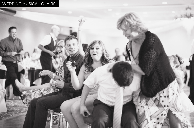 wedding musical chairs