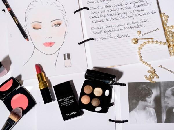 Chanel Bridal Beauty