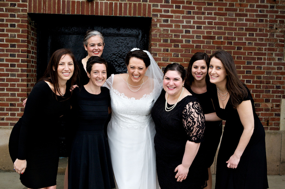 Jewish Brunch Wedding at the Berkeley Oceanfront Hotel New Jersey F