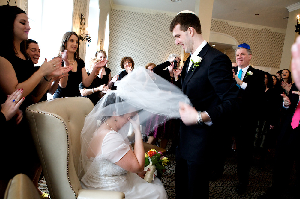 Jewish Brunch Wedding at the Berkeley Oceanfront Hotel New Jersey 33