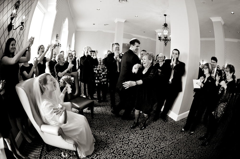 Jewish Brunch Wedding at the Berkeley Oceanfront Hotel New Jersey 34