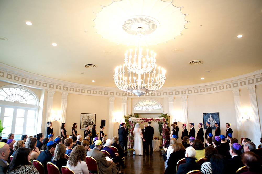 Jewish Brunch Wedding at the Berkeley Oceanfront Hotel New Jersey 41