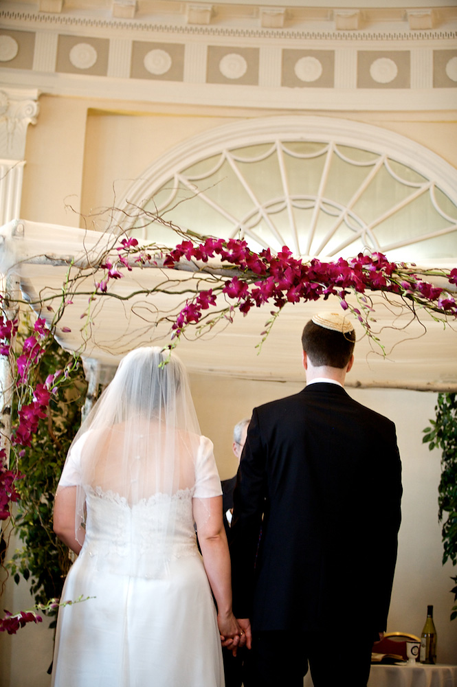Jewish Brunch Wedding at the Berkeley Oceanfront Hotel New Jersey 26